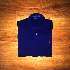 Dark Blue Ralph Lauren Polo Size Large Men's